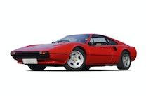 Analyse: Så meget koster en brugt Ferrari