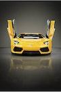 Bil Magasinet bag dørene hos Lamborghini