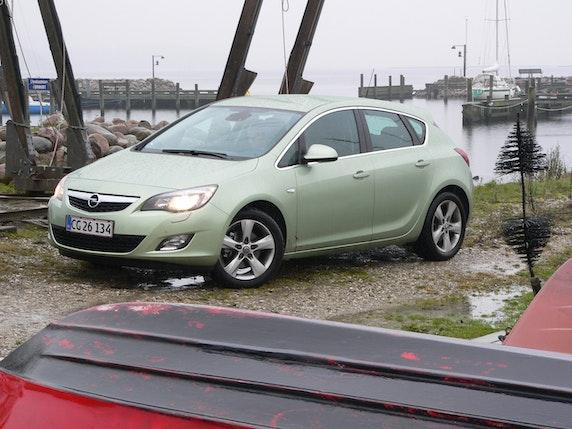 Opel Astra 1,7 CDTi Enjoy