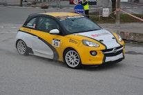 19-årigt rallytalent deltager i tysk Opel cup