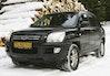 Biltest af Kia Sportage 2,0 EX 4WD van