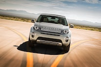 Video: Land Rover Discovery Sport