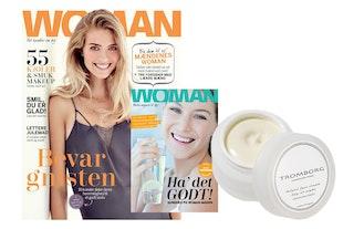 Køb Woman og luksus hudpleje fra Tromborg