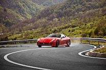 Første test: Ferrari 599 GTO