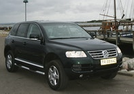 VW Touareq 3,0 V6 TDI aut. van