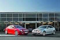 Opel Insignia OPC vs. BMW 335i