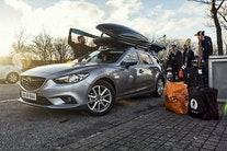 Mazda 6 2,2 St. car Optimum aut.