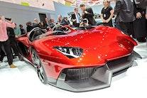 Lamborghini: Chokerer som altid