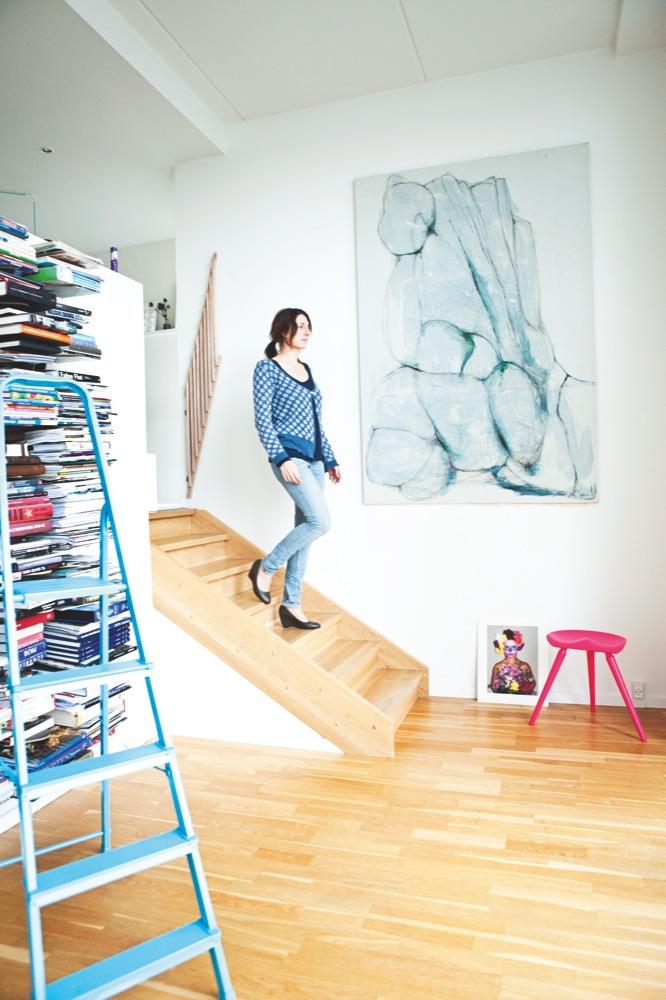 En Lejlighed Fyldt Med Geniale Ideer Boligmagasinet Dk
