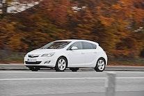 Opel Astra 1,7 CDTi Ecoflex