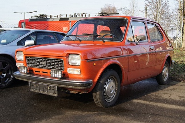 Min Fiat 127 Special (2-dørs)