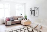 Hjemmebyggede møbler