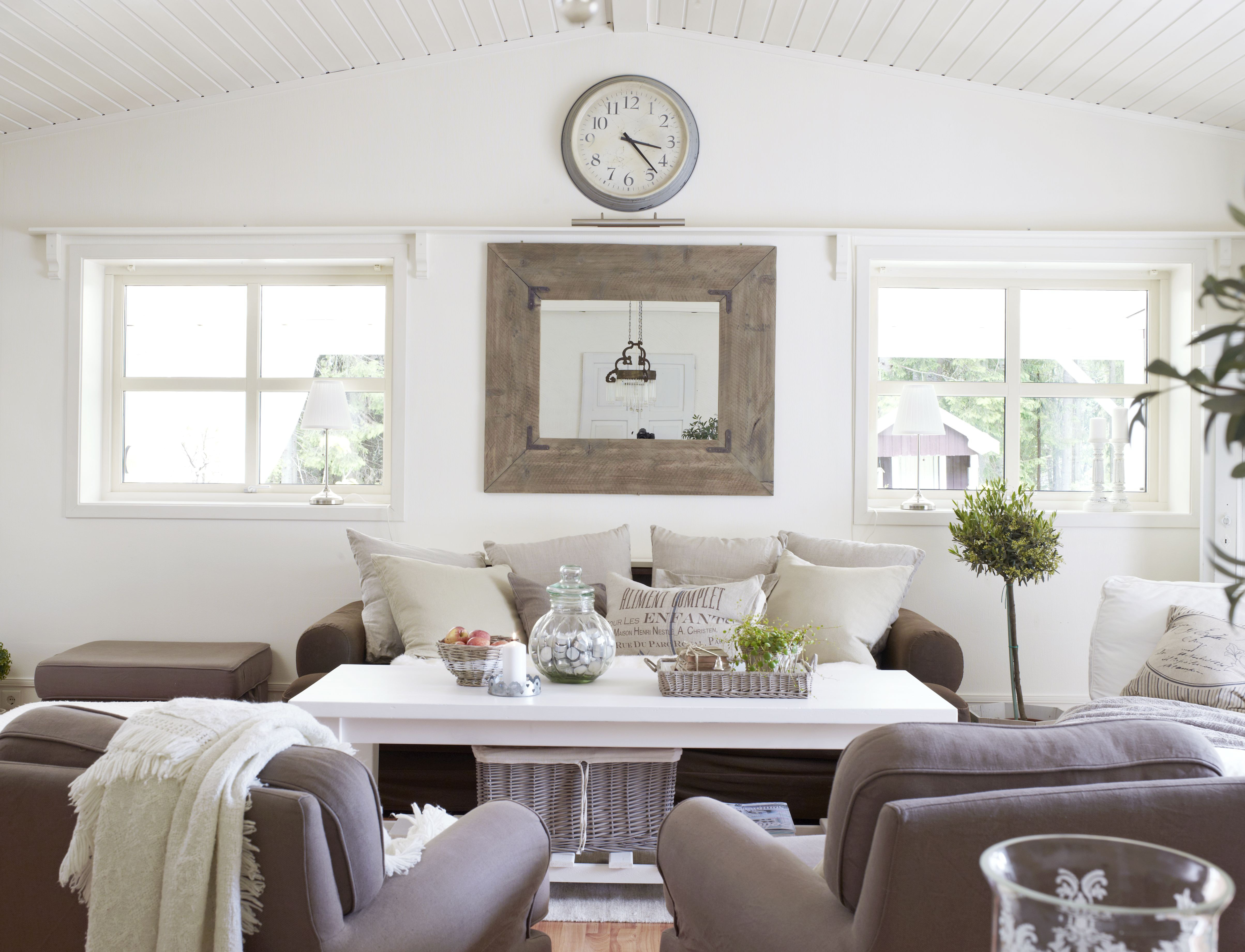 Lys lykke p landet for Casa country chic