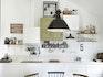 Asymmetriske kjøkkenskap