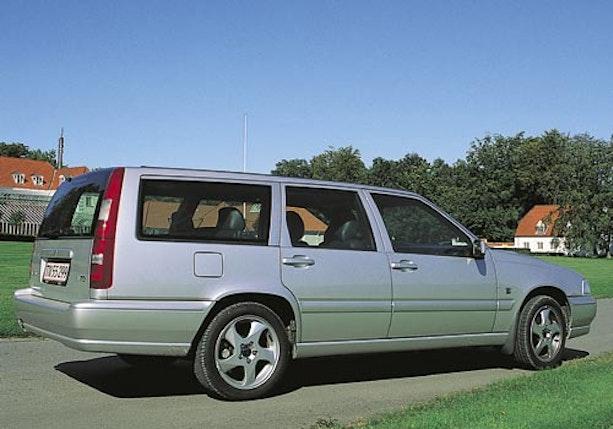 Biltest af Volvo V 70 2.4
