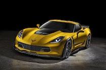Corvette Z06 med kompressor og 634 hk