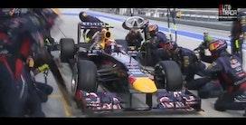 Verdens hurtigste pitstop