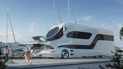 Rullende luksus: Autocamper til 16 millioner kroner