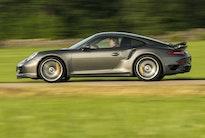Porsche 911 Turbo S - en vild bil til hverdagsbrug