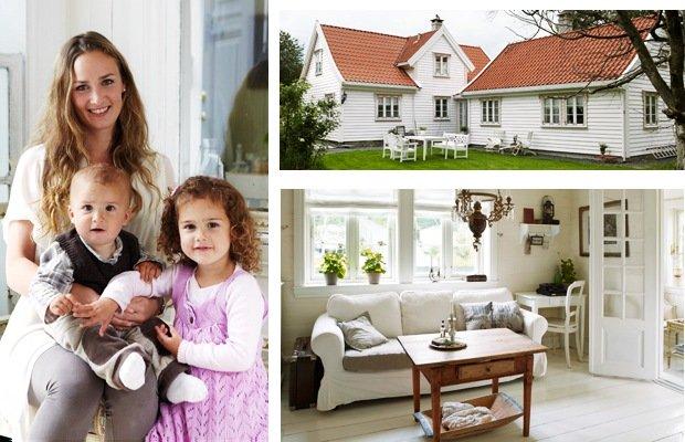<p>Vinneren av Norges vakreste hjem 2010</p>