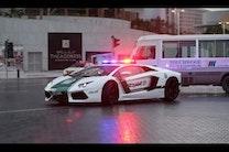 Politiet i Dubai opruster