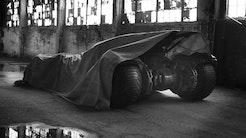 Her er Batmans nye bil