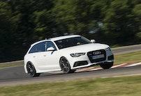 Mega-Audi - nu med styretøj