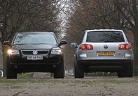 VW Touareg  3,2 V6 aut.