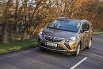 Opel Zafira Tourer 1,6 dcti Cosmo