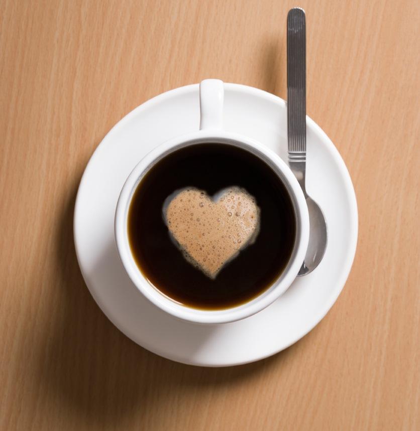 <strong><br />Frisk med kaffe</strong>