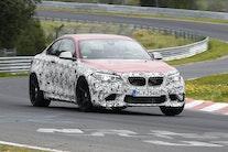 Spionfoto: BMW M2 og 1-serie Sedan