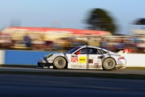 Porsche-kører klar til Long Beach