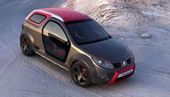 Koncept Renault Sand´ Up