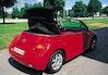 Biltest af VW New Beetle 2,0 Cabriolet