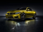 Første video: BMW M4 Coupé