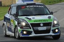 Sensationel debutant-sejr i rally