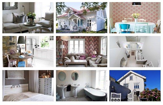 Norges 10 vakreste hjem