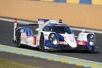 Toyota hurtigst før Le Mans