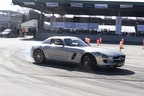 Thorkild Thyrring i Mercede SLS AMG