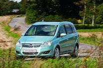 Opel Zafira 1,7 CDTI Ecoflex