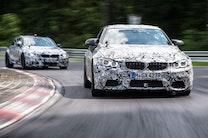 Første test: BMW M4