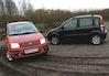 Biltest af Fiat Panda 1,3 JTD Dynamic