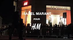 Pre-shopping av Isabel Marant pour H&M