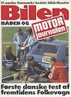 Test: VW Golf 1974