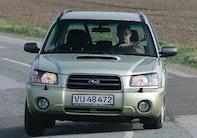 Subaru Forester 2,0 Turbo XT A