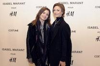 Se bilder fra pre-shoppingen av Isabel Marant pour H&M