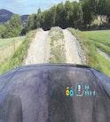 Land Rover gør bilen gennemsigtig
