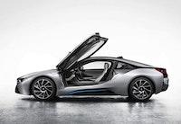 BMW i8-billeder lækket