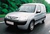 Biltest af Peugeot Partner 1,6 Combi XT