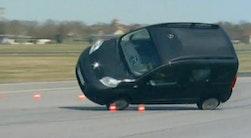 Hovsa: Citroën lægger sig på taget